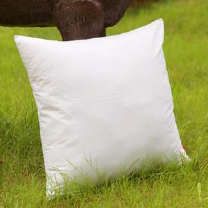 40 * 40 Süblimasyon Yastık Blank Mat Yastık Polyester Yastık Yastık Isı Transfer Baskı Yastık Yastık Toptan Kapaklar