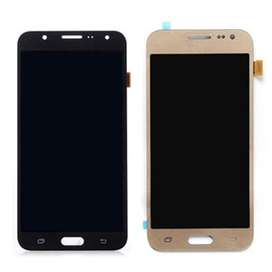 Genuine display lcd substituição para samsung galaxy j710 j710f j710h j7 2016 j7 2015 display lcd touch screen digitador assembléia completa
