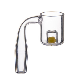 Cadmium-Kern-Quarz-Banger-Nagel-Verfärbungs-Kern-Quarz-Nagel-Kern-Reaktor-Banger für Glasbong-Tupfen-Anlagen-Bong DHL