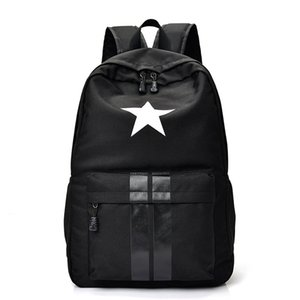 Новый повседневная женщины мужчины ноутбук рюкзак водонепроницаемый нейлон женская молодежь печати школьный рюкзак портфель школа для подростков