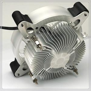 Nouveau Haute Qualité 12 cm Heatpipes CPU Cooler LED CPU Dissipateur De Chaleur En Aluminium Fan Coloré Belle En Gros