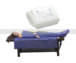 Équipement de pressothérapie de massage de drainage lymphatique infrarouge des sacs gonflables 16PCS