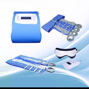 Pressoterapi ekipmanları vücut detoks uzak kızılötesi pressoterapi lenf drenaj detoks vücut wrap zayıflama makinesi Detoks lenf drenaj