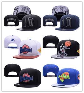 Novo Design Spacejam snapbacks de beisebol SHOHOKU cao snapback caps homens mulheres chapéus de sol snap backs chapéus casual rua chapéu de sol