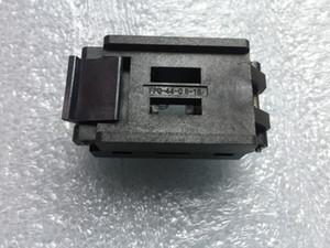 Enplas ic test soketi FPQ-44-0.8-16A QFP48pin soket soket 0.8mm pitch yanık