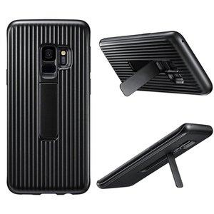 Сотовый телефон Case для Samsung Galaxy S9 S9 Plus задняя крышка официальный Ultimate Protection телефон Case с клип DHL доставка