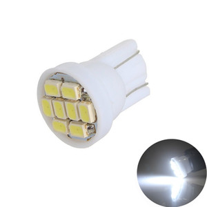 1206/3020 smd T10 8smd 8 led 194 168 192 W5W Superhelle auto led auto beleuchtung keil basis t10 led birne