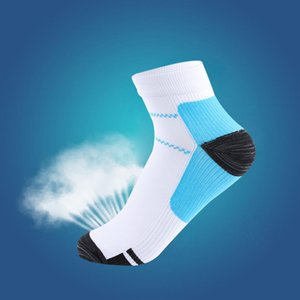 2018 High Quality Foot Compression Socks For Plantar Fasciitis Heel Spurs Arch Pain Comfortable Socks Venous New Sock