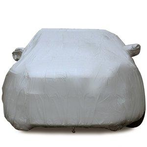 داخلي كامل في الهواء الطلق غطاء سيارة الشمس الأشعة فوق البنفسجية المطر الثلج الغبار حماية الحجم S-XL أغطية السيارات