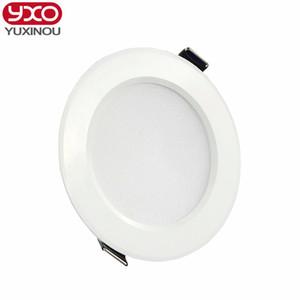 20pcs dimmerabile driverless 7W / 9W / 12W / 15W / 18W illuminazione da incasso a led da incasso per camera da letto illuminazione decorativa LED ac 85-265v