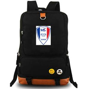 Сувон рюкзак Samsung Bluewings Daypack K1 Футбольный клуб Schoolbag Sockber Packsack Team рюкзак Ноутбук Школьная сумка для ноутбука