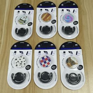 Vente chaude support de sac gonflable à usage général nouveau support de téléphone mobile innovant anneau support simple mode vente directe