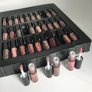 6 set NYX soft Lingerie lipstick mini 30 color LIQUID SUEDE CREAM VAULT lingerie vault Velvet Lip Makeup DHL free shipping