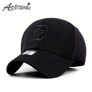 [AETRENDS] Chapeaux ajustés élastiques en spandex avec protection solaire casquette de baseball pour hommes ou femmes casquette osseuse aba reta Z-1312