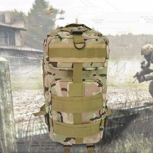 Outdoor Military Tactical Backpack Camping uomo borsa militare 1000D nylon per escursioni in bicicletta arrampicata