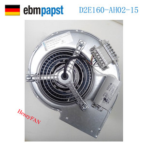 Tedesco (ebmpapst D2E160-AH02-15) (ebmpapst G3G250-GN17-01) (ebmpapst 8214JNR) (ebmpapst 7114NHR-130) ventola (4600N-466 ebmpapst) di raffreddamento all'ingrosso