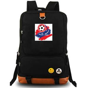 Haifa Rucksack Hapoel FC Daypack The Sparks Football Club Schoolbag Soccer Packack Backpack حقيبة كمبيوتر محمول حقيبة مدرسية في الهواء الطلق