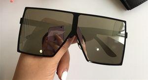 182 Sonnenbrille Luxus Mode Frauen Marke Deisnger Beliebte Full Frame UV400 Objektiv Sommer Stil Großen Quadratischen Rahmen Top-qualität Kommen Mit Fall