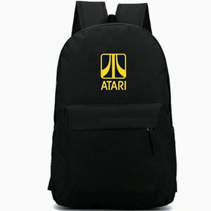 Atari daypack Bello logo zaino Gioco zainetto Qualità packsack Zaino per il tempo libero Sacca da scuola Outdoor day pack