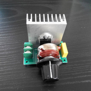 High Power elektronische Spannungs-Regler 3800W 4000W Thyristor einstellbare Regler für Spannung Lichtgeschwindigkeit Temperaturregelung
