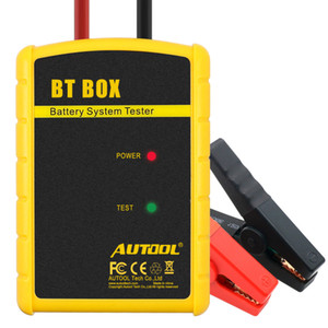 AUTOOL BT BOX BT-BOX Car Battery Tester Support Android IOS System Automotive Battery Analyzer Diagnostic Tool