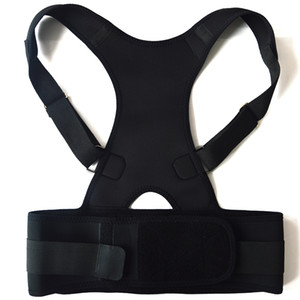 A dor nas costas do apoio traseiro anti-fadiga do osso do corrector da postura do neopreno relive