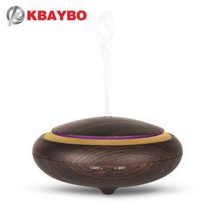 Mini Aroma Difusor 150ml Essential Oil Aroma Difusor Ultrasonic umidificador purificador de ar Maker Mist Aromaterapia Home Office