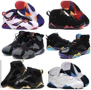 Kutu ile 2017 ücretsiz kargo VII olimpik Tinker Alternatif erkekler hightop Ayakkabı Basketbol ayakkabı düşük Çizmeler Sneakers Spor s