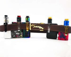 Clips de ceinture de Vape d'origine Alienwalker Fit pour tous les appareils à Vape Crochet en acier inoxydable fort et robuste Alien Walker pour Mech Mod Box Mods