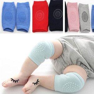 INS nourrissons bébé Genouillères rampants chaussettes de l'équipage Coussin de genou de coude anti-dérapante enfants protecteurs jambe genouillères pour les garçons filles