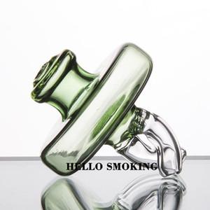 Двойной Направленный карбюратор крышка воздушного потока стекло Кварцевый сосиска Nails стекла водовода convenientpopular использовать мазок масла DHL 767