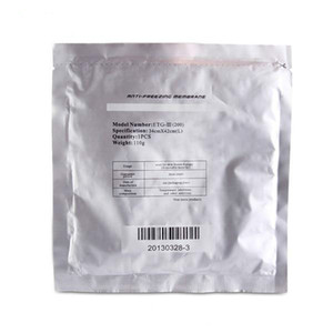 Üst kalite !!! 2 Boyut Antifriz Membran donma Membran donma Membran Pad İçin Soğuk Ağırlık Cryo Terapi Makine CE azaltmak