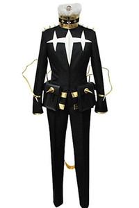 KILL la KILL Houka Inumuta Three-star Goku Cosplay Costume