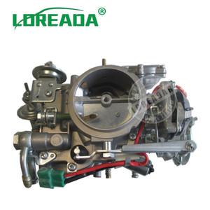 Toyoto 5M CROWN Motor 21100-43050 2110043050 yakıt besleme Yüksek Kalite Hızlı Kargo için yepyeni Carb CARBURETOR MONTAJ