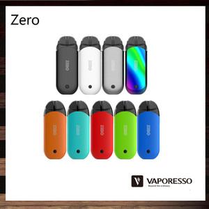 Vaporesso Zero Kit 2ml Ricaricabile Pod serbatoio 650mAh batteria incorporata unico CCELL Coil portatile AIO Pod dispositivo 100% originale