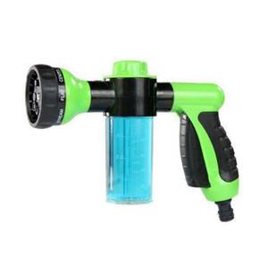 Green Car Washer Ad alta pressione Foamer Water Gun Professione Auto pulizia schiuma pistola lavaggio Foamaster Gun Acqua sapone Shampoo Spraye