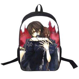 Vampire Knight Fashion Backpack Children Anime Children School Bags Boys Girls For Teenage School Women Men Leisure bag SB278