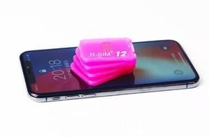RSIM12 + 아이폰 8 아이폰 7 + i6 RSIM12 + iphone 잠금 해제 카드 iOS 11.x-7.x 4G CDMA GSM WCDMA SB AU SPRINT
