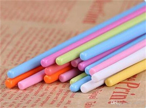Şeker Renk Çevre Dostu Sıcak Satış 2 2qhb ii Dayanıklı Sevimli Çocuklar Chopstick Hayvan Şekli Çocuk Eğitim Chopsticks Isı