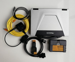 BMW 5백기가바이트 HDD V06 / 2020 CF52 I5 4G에 대한 진단 스캐너 아이콤 A2 자동 전체 세트는 노트북 컴퓨터 진단 스캐너 자동차 진단 도구를 사용