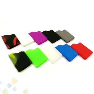 Suorin Air Silicone Case Icub Silicon Cases Colorful Rubber Sleeve Protective Cover Skin For SUORIN AIR 400mah Vape Ecig Kit DHL Free
