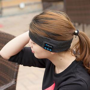 Sans fil Bluetooth Sport Casque Stéréo Casque Sommeil Bandeau Avec Microphone Mic Fone De Ouvido Pour Iphone Samsung Xiaomi