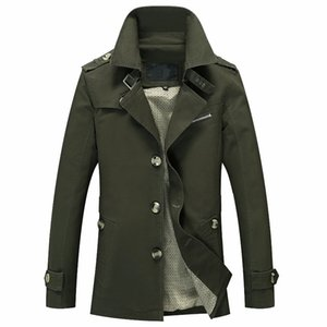 Bolubao Neue Männer Winterjacke Mode Britischen Stil Marke Kleidung Windjacke Warme Jacke Mantel Military Male Jaqueta Masculino S1015