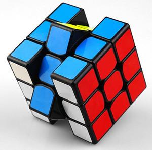 Nuevos Juguetes Clásicos 3x3x3 Bloque de Pegatinas ABS de Alta Calidad Velocidad Cubo Mágico Colorido AprendizajeEducativo Puzzle Cubo Magico Juguetes