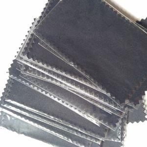 925 bolsas de plástico de plata pulido de tela para joyería de perlas anillos de oro necesidad de Calidad 4 * 8cm