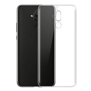 Soft Cover Silicone Ultra Thin TPU Back Clear For Huawei Nova 3 Mate 20 Pro Honor 8X MAX Nova 3i P smart + Honor Play Enjoy 7S + Honor 10