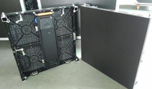 HD LED TV de arrendamiento Fácil de instalar, / P4.81 500 * 500 mm Pantalla LED al aire libre pantalla LED etapa especial ligera