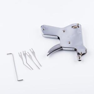 Portable Sturdy Eagle Flexible Gun Locksmith Tools Pick Set Abrepuertas de la Puerta Mini Lockpick Picking Tool Bump Key Padlock Nuevo 202h ZZ