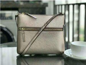 10 couleurs sacs à bandoulière design Cross Body sac à bandoulière double fermetures à glissière pu sacs à main pour femmes