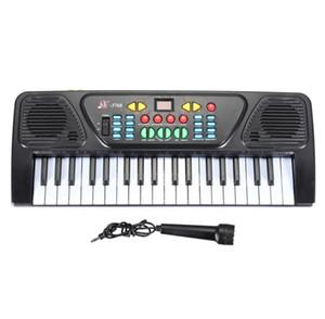37 Keys Organ Electric Piano 425 x160 x 50MM Digital Music Electronic Keyboard Strumento musicale giocattolo per l'apprendimento
